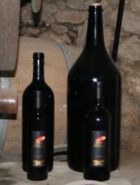 Jéroboam rouge IGP 5 L cuvée Cyjori